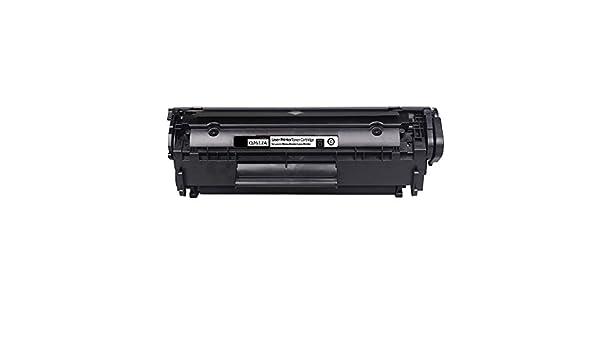 ibabson Compatible de repuesto para HP 12 un Q2612 A cartucho de ...