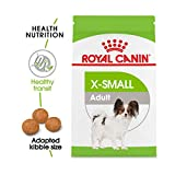 Royal Canin X-Small Adult Dry Dog Food, 14 lb. bag...