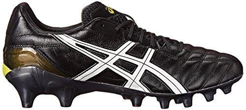 Zapatillas De Fútbol Asics Hombres Gel-lethal Tigreor 7 It Black / White / Wattle