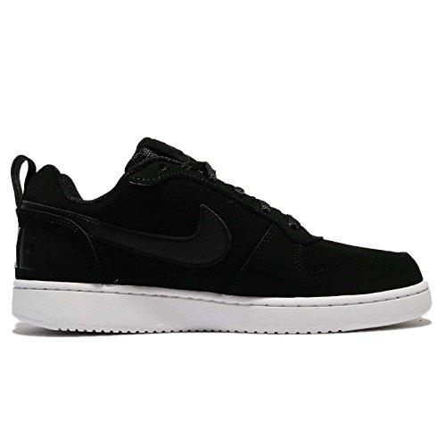 Sport Court Low Wmns Noir basketball Nike blanc Noir De Femme Chaussures Borough YqFHO