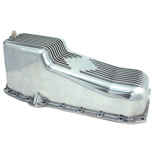 Spectre Performance 4987 Aluminum Oil Pan for Small Block Chevy