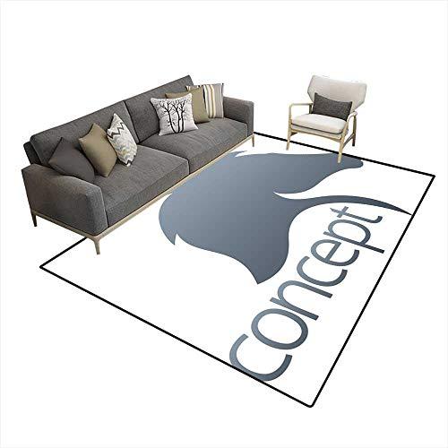 Kids Carpet Playmat Rug Horse Concept - Concepts Striped Rug