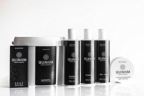 Shampoo By Selenium Natural Organic Shampoo With A