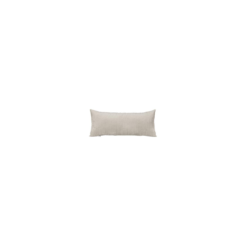 Sweet Potato Calliope Large Rectangular Pillow, Tangerine/Orange/Grey/White