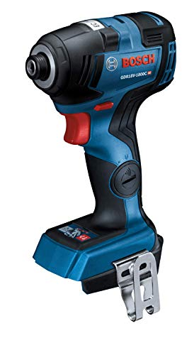 Bosch GDR18V-1800CN 18V EC Brushless Connected-Ready 1/4 In. Hex Impact Driver (Bare Tool)