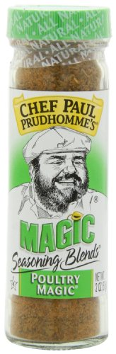 Magic Seasoning Blends Poultry Magic, 2-Ounce Bottles (Pack of 6) ()