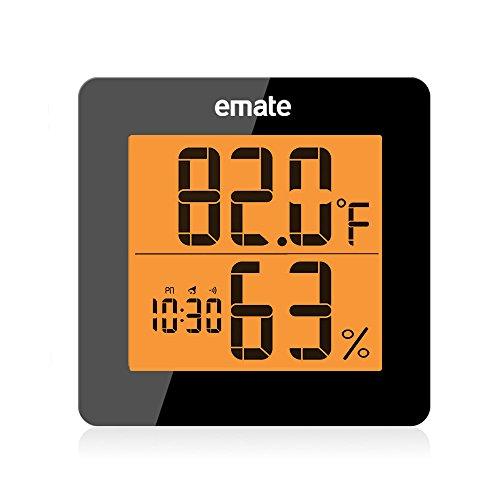 digital light sensor clock - 8