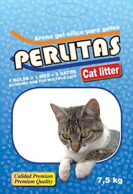 Ribecan - Arena Sílice Súper Absorbente Cat Litter, Grande 7,50 Kg: Amazon.es: Productos para mascotas