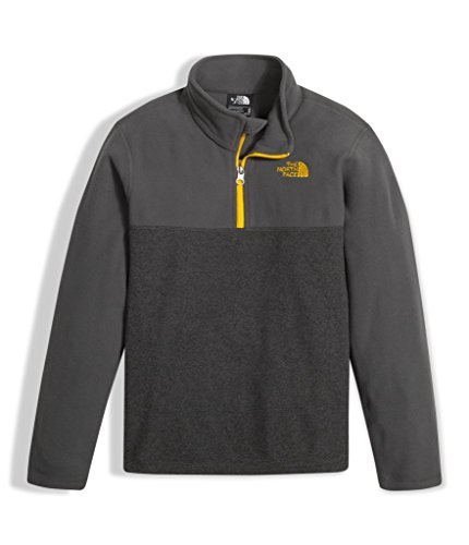 1/4 Zip Polyester Fleece Pullover - 5