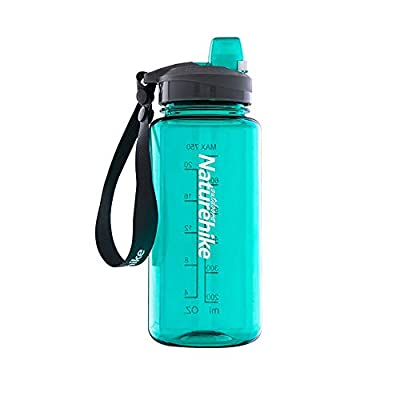Sports Water Bottle - 750ml Large Capacity Water Bottle Outdoor Portable Water Bottle Food Grade Water Carrier BPA Free Wide Mouth with Leak Proof Flip Lid for Gym Workout Camping Running Cycling
