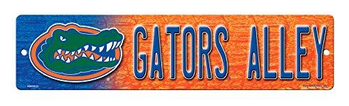 NCAA Florida Gators 16-Inch Plastic Street Sign ()