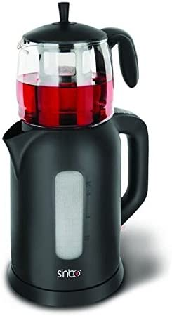 Turco de Coffee & Tea Maker Duo Set Hervidor Hervidor de agua, Té ...