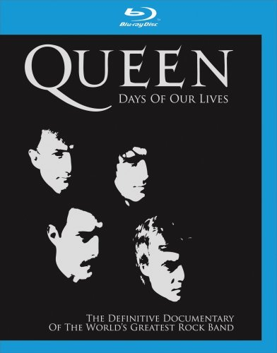 Blu-ray : Queen - Days of Our Lives (Blu-ray)
