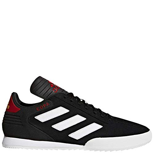 - adidas Men's Copa Super Soccer Shoe, Black/White/Power red, 8.5 M US