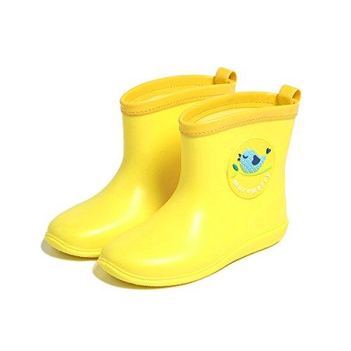 Enfant Bébé Unisexe Doux Chaussettes Chaussures Prewalker anti-dérapant Bottes Chaussons 0-18 Mois