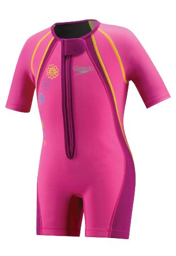 Speedo Kids' UPF 50+ Begin to Swim Thermal Swimsuit