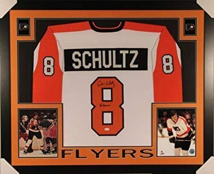 finest selection add24 664f6 Autographed/Signed DAVE SCHULTZ