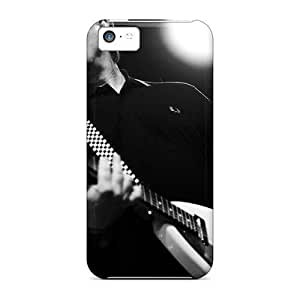 MMZ DIY PHONE CASEDurable Cell-phone Hard Cover For ipod touch 5 With Customized Beautiful Breaking Benjamin Image JacquieWasylnuk