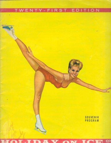 Holiday On Ice 21st Edition 1966 (Souvenir Program)