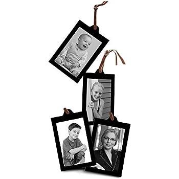 set of 4 extra hanging frames for family tree size 4 x6. Black Bedroom Furniture Sets. Home Design Ideas