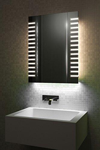 Led Mirror Light With Shaver Socket - 3