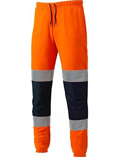 para 21fashion hombre Pantal Pantalones Naranja 6EUxwZZ