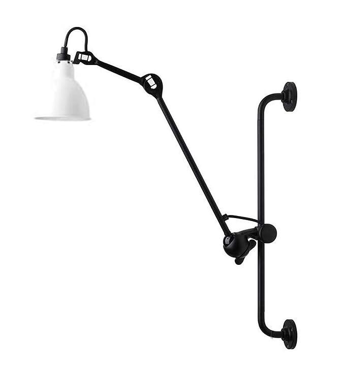 Amazon.com: Lámpara de pared ajustable retro, creativa y ...