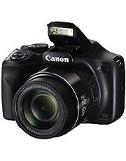 ديجيتال كاميرا كانون باور شوت SX540 اتش اس 20.3 ميجابكسل، سوداء