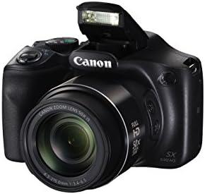 Canon PowerShot SX540 Digital Camera w/ 50x Optical Zoom – Wi-Fi & NFC Enabled (Black), 1 – 1067C001