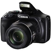 Canon PowerShot SX540 Digital Camera w/ 50x Optical Zoom - Wi-Fi & NFC Enabled (Black)