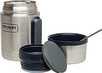 Stanley 10-01287-021 Adventure Vacuum Food Jar, Stainless Steel, 18 Oz 0