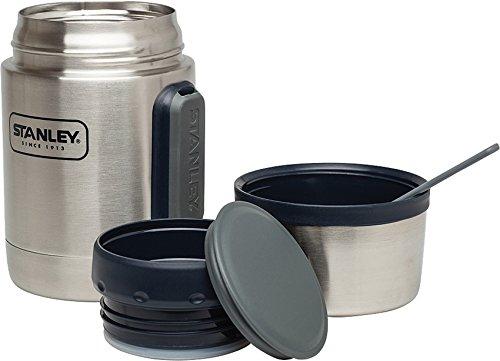 Stanley 10-01287-021  Adventure Vacuum Food Jar, Stainless Steel, 18 - Stanley Thermos Adventure