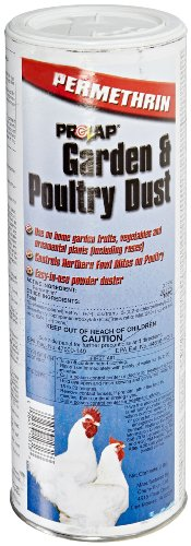Prozap Garden & Poultry Dust, 2 Lb (Best Chickens For Tick Control)