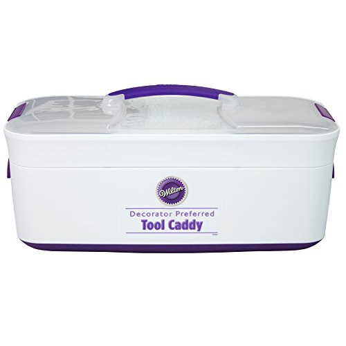 Wilton Decorator Preferred Cake Decorating Tool Caddy