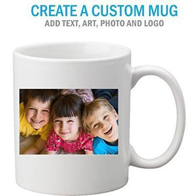 Personalized Coffee Mug - Add pictures, logo, or text to our Custom Mugs by Marvelous Printing (Image #4)