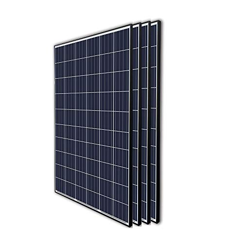 Renogy 4Pcs 270 Watt 24 Volt Solar Panel 1080W for for sale  Delivered anywhere in USA