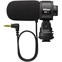 Nikon 27045 ME-1 Stereo Microphone Supplied with Wind...