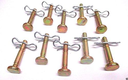 MTD 10 738-04124A & 714-04040 Shear Pin & Cotter Pin For Cub Cadet Troy Bilt OEM