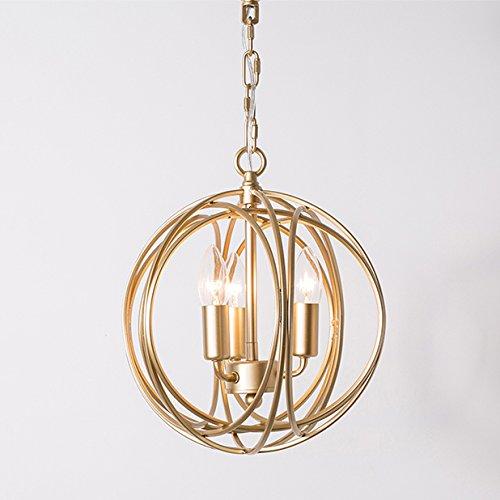 3 Chain Pendant Light - 9