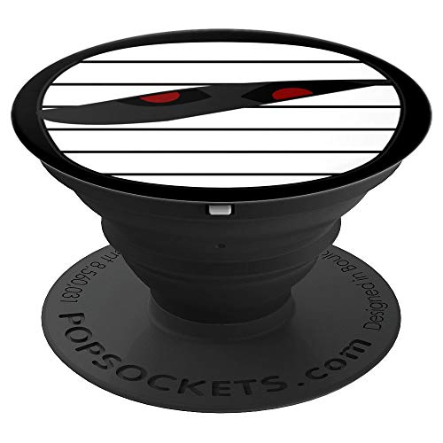 Mummy Face Halloween Pop Socket - PopSockets Grip and Stand for Phones and -