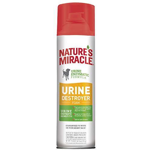 Natures Miracle Urine Destroyer Foam