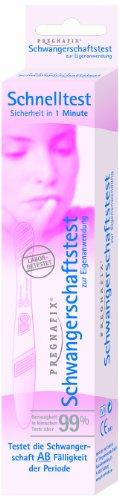 Pregnafix Schwangerschaftsschnelltest 901 (1 Stück)