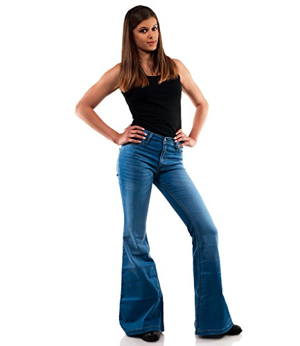 Comycom Campana Blau Donna Basic Jeans r4w6Xr
