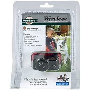 Amazon Com If 275 Petsafe Wireless Fence Receiver And