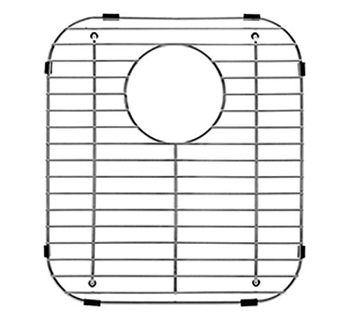 Kindred KGD75 Polished Stainless Steel Bottom Grid - Stainless Steel Wire Bottom Grid