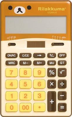 Rirakkuma Calculator EM21601 (japan import)