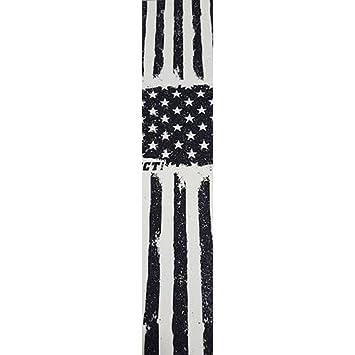 Amazon.com: SCT Bandera de EE. UU. De Agarre para patinete ...
