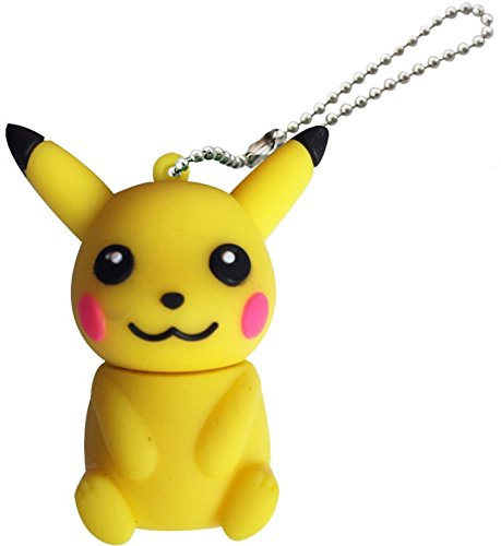 Pokemon Pikachu USB Flash Drive 16GB by P46 Digital (Cool Usb Stick compare prices)