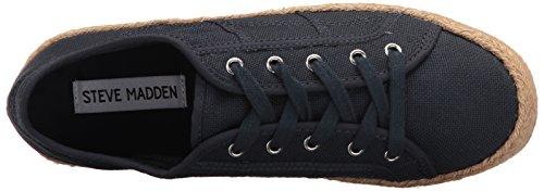 Steve Madden Womens Hampton Fashion Sneaker Navy