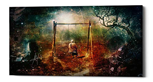 Life Giclee Canvas - Cortesi Home ' 'Life Cycles' by Mario Sanchez Nevado Giclee Canvas Wall Art, 30